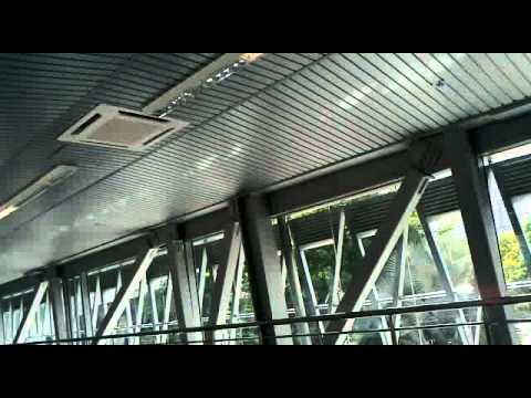 Klcc Pedestrian Bridge