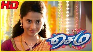 Nenje Nenje Video Song | Sema Tamil Movie Scenes | Arthana gets pregnant | GV Prakash