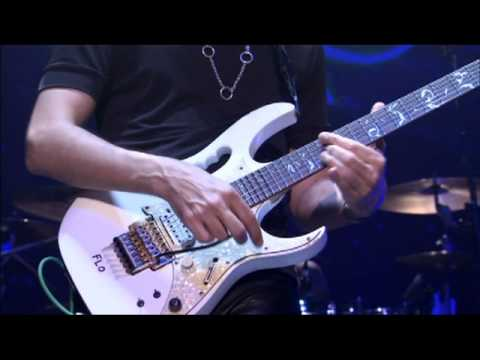 Steve Vai - (2009) Whispering A Prayer [from where The Wild Things?] video