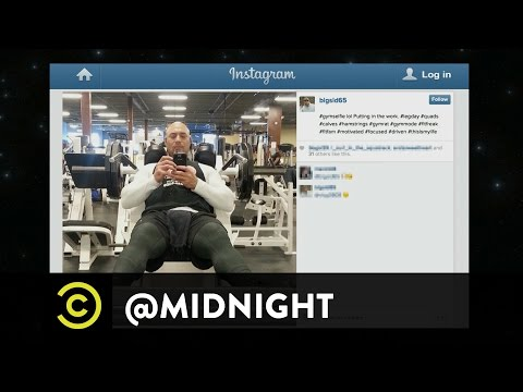 Jim Norton, John Roy, Kurt Braunohler - Selfie-Esteem: Gym Edition - @...