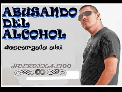 EL KOMANDER abusando del alcohol (2012)