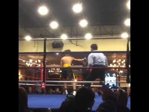 El nocaut más salvaje de la historia del boxeo