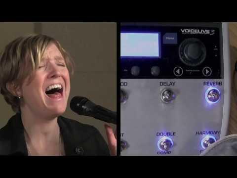 TC-Helicon VoiceLive 3 вокальный и гитарный процессор