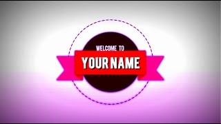 Awesome Logo Template for Sony Vegas Download #6 Pixel Acid