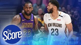 """""""Hindi parin contender ang Lakers with Anthony Davis""""   The Score"""