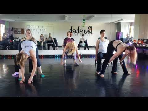 Lap Dance Choreography to Good for You by Selena Gomez - Group 1