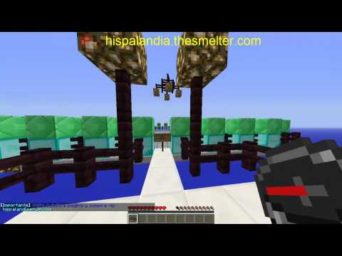 Minecraft Server 1.6.2 No Hamachi. No Premium. 24/7   Hispalandia...