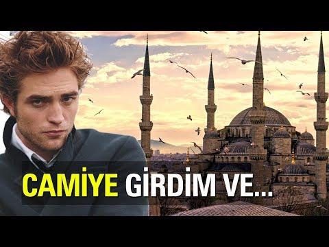 Robert Pattinson: Camiye Girince Hayatım Değişti ve...