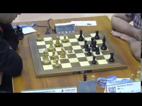 Nepomniachtchi vs Korobov - 2014 World Blitz Championship