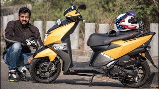 TVS NTorq 125 Review - Whatta Fun Scooter | Faisal Khan