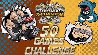 [Безумие!] 50 Games Challenge - прохождение 50 игр за стрим | Игры на (Dendy, Nes, Famicom, 8 bit)