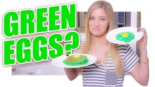 Green Eggs and Not Ham | St. Patrick