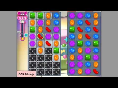 Candy Crush Saga Level 210 NEW July 2014