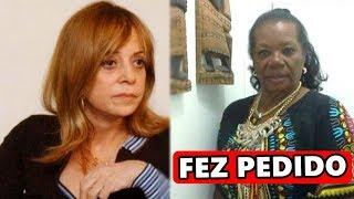 Triste: aos 77 anos, atriz Neusa Borges após AVC faz pedido comovente a Globo.