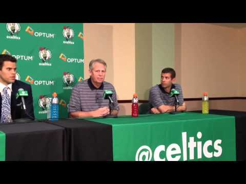 Danny Ainge Brooklyn Nets desperate for Kevin Garnett Paul