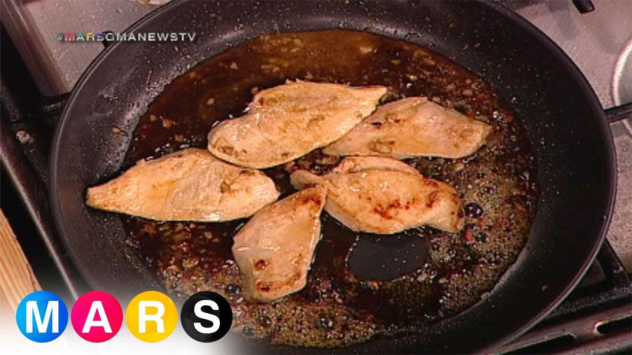 Mars Masarap: Oregano Lemon Chicken recipe by Terry Gian