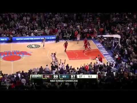 Carmelo Anthony Game Winner Chicago Bulls Instagram