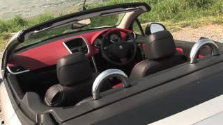 Goro's Car Analyze 第3回 Peugeot 207CC は もう昔の猫足ではない!?