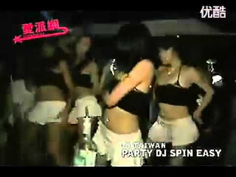 Taiwan club sexy hot dance 7