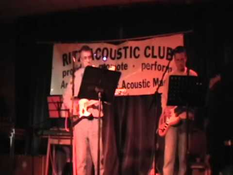 Jesse Fuller - San Francisco Bay Blues - New Cheddar Cheese Band