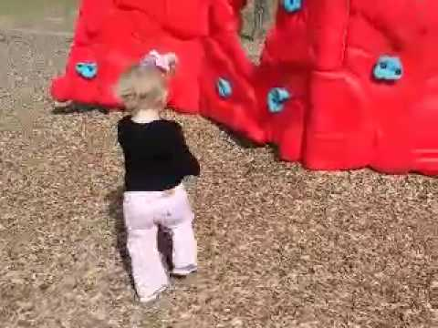 Kate At The Playground #3, 2.15.14 video