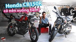 Honda CB150R Có nên xuống tiền mua em út dòng Neo Sport
