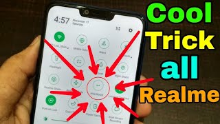 How to Hide Notch On Realme 2 & all Realme Phones {Hind}