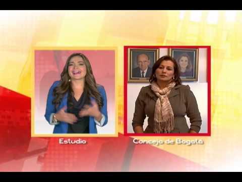 Concejo de Bogotá METRÓPOLI Programa No 40 del 2 de Octubre de 2013