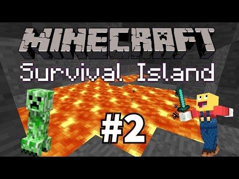 Minecraft: Survival Island -
