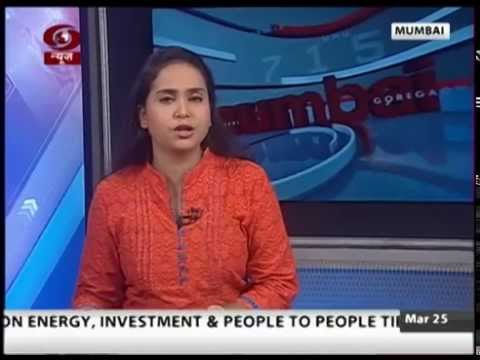 25TH MARCH  DD NEWS METRO SCAN MUMBAI