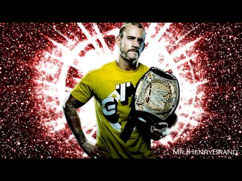 WWE: CM Punk Unused Theme Song Cult Of Personality (Re-Recorded...
