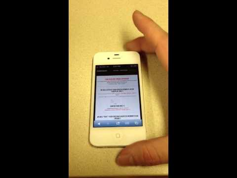 iPhone 4 flashed to PagePlus FREE from Exclusive Cellular