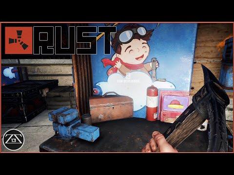 Rust ☢️ Solo 28 ► Stream 27 - Weiter Craften und Farmen