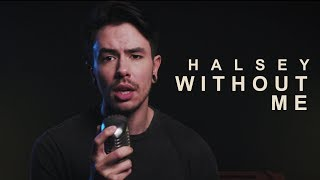 Halsey - Without Me (Rock Cover by NateWantsToBattle)