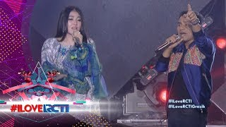 "I LOVE RCTI - Judika Feat Via Vallen ""Sampai Akhir"" [20 Februari 2018]"