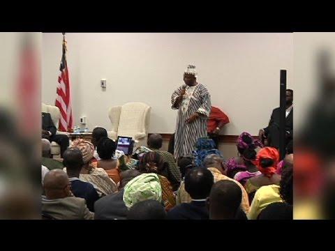 Liberia's Vice President plans visit to northwest metro