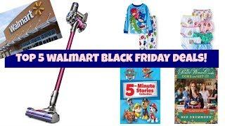 Top 5 Walmart Black Friday Deals!