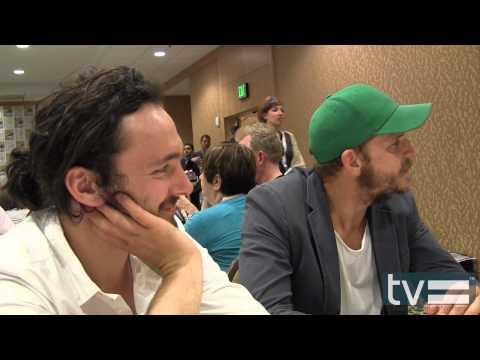 Vikings Season 2: George Blagden & Gustaf Skarsgard Interview