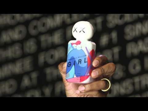 Pharrell Williams' G I R L Fragrance at Sephora