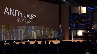 AWS re:Invent 2015: Keynote with Andy Jassy