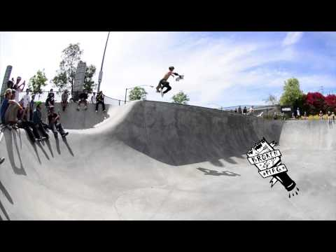 360 kick flip to knee surgery