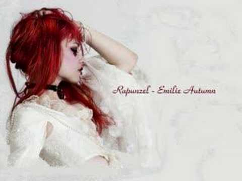 Rapunzel - Emilie Autumn with Lyrics