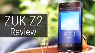 ZUK Z2 (Lenovo Z2 Plus) Review - Competitive!