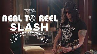 Slash Feat Myles Kennedy & The Conspirators - 新譜「World On Fire」レコーディング、ライブ、インタビュー映像48分を公開 thm Music info Clip