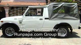 Maruti Suzuki Gypsy Resale, Maruti Suzuki Gypsy