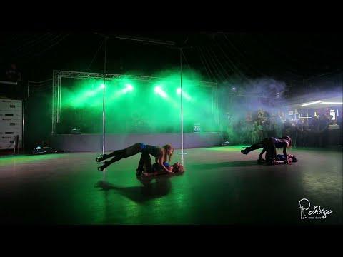 Стрип-пластика, хореограф Люся Лазебная! Indigo Dance Studio Отчетный концерт 2015!!!
