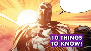 10 facts about X-Men series HOUSE OF X and POWERS OF X