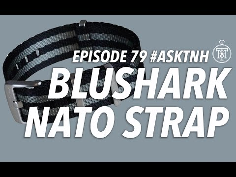 Why A Quality NATO Strap Is Worth The Extra 10 Bucks   #ASKTNH 79