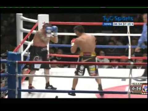Takashi UCHIYAMA vs Israel PEREZ - WBA - Full Fight - Pelea Completa