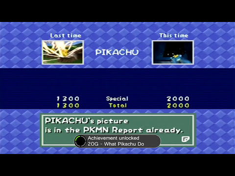 Imaginary Achievements - What Pikachu Do
